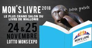 Mon's livre 2018 - Le salon du livre de Mon's @ Lotto Mon's Expo